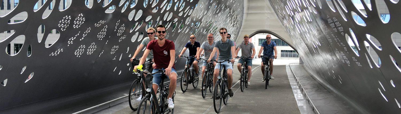 Ontdek Antwerpen met de fiets