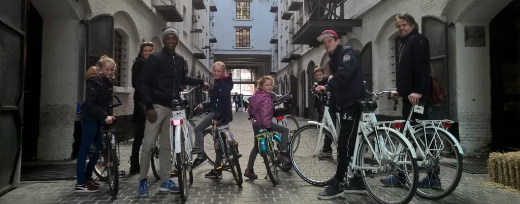 Een rondleiding bij Antwerp by Bike - leuk voor alle leeftijden!