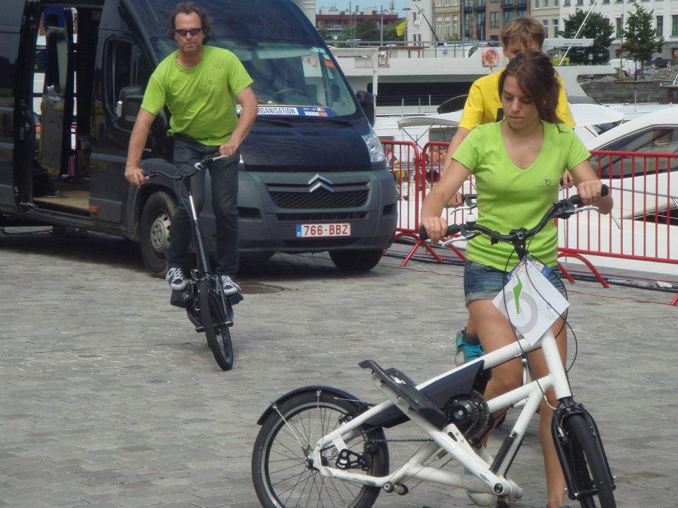 Verken Antwerpen sportief per Streetstepper!