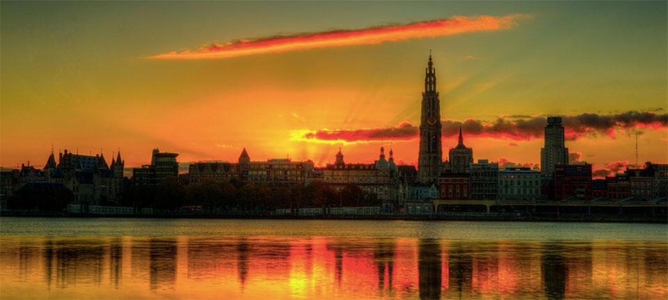 Zomer in Antwerpen - fietstocht langs de leukste zomerbars
